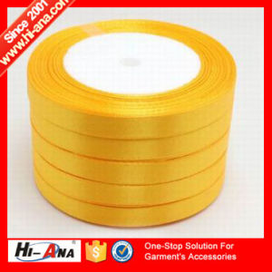 Your One-Stop Supplier Yiwu Adhesive Satin Ribbon pictures & photos