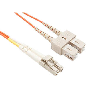 Ce/UL Certificate Sc to LC Multi-Mode Optical Fiber Jumper pictures & photos