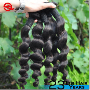 Factory Wholeslae Cheap Grade 8A 100% Peruvian Loos Wave Hair