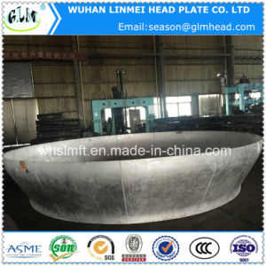 Vessel Bottom Head Flat Bottomed Dished Heads/Elliptical Head pictures & photos