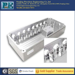 Custom Clear Anodized Aluminium CNC Milling Part pictures & photos