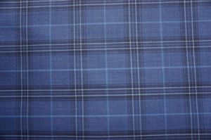 Plaid Wool Fabric for Suit and Jacket pictures & photos