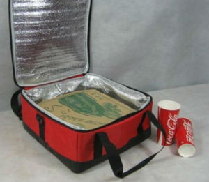 Thermal Pizza Bag Thermo Pizza Bag Insulated Pizza Bag pictures & photos