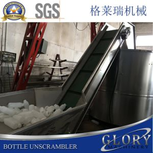 Automatic Plastic Bottle Unscrambler for Filling Machine pictures & photos