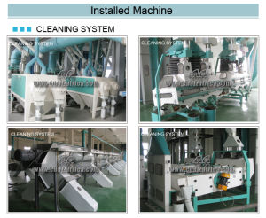 Small Scale Flour Mill Machinery and Low Cost Flour Mill Plant pictures & photos