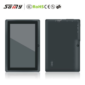 7 Inch WiFi Android Tablet PC with Rk3126 Quad Core pictures & photos