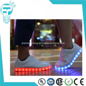 LED Light Running Shoes, LED Light up Shoes, LED Shoes Light pictures & photos