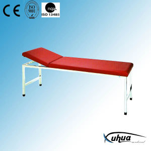 Stainless Steel Medical Patient Adjustable Examination Couch (I-5) pictures & photos
