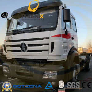 Africa Hot Sale 4X2 290HP Beiben Northbenz Ng80 Tractor Head Truck pictures & photos