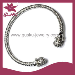 Fashion Simple Stainless Steel Bracelet (2015 Stbl-081) pictures & photos