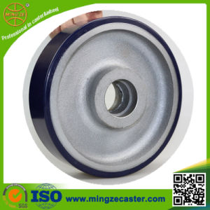 200 Mm Heavy Duty Urethane Castor Wheel pictures & photos