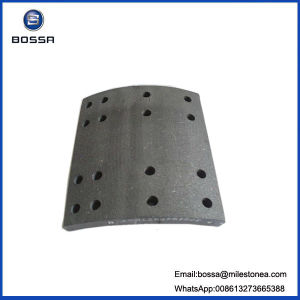 Asbestos Free Brake Lining 4718 for Semi Truck pictures & photos