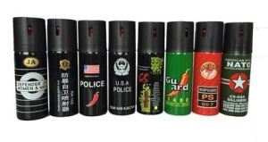 60ml CS Pepper Spray for Personal Protection pictures & photos