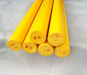 Nylon Rod, PA6 Rods Nylon Bar, PA6 Bar with White, Blue Color pictures & photos