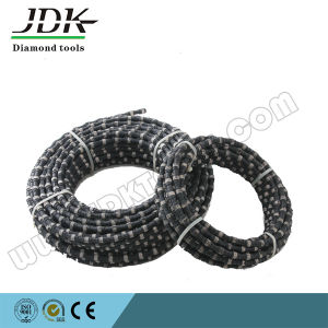 Jdk Diamond Wire Saw Diamond Tools for Marble Quarry pictures & photos