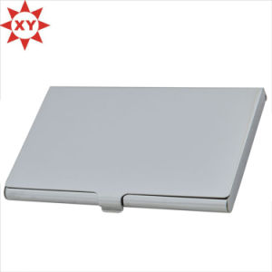 Stainless Steel ID Holder Card Case Business Box Case Bank Organizer pictures & photos