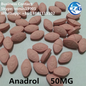 Oxan Pills 110% Strong Steroids Powder Tablets Anavar pictures & photos
