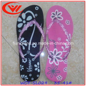 Summer Light Weight Flip Flops Women Summer Slipper pictures & photos