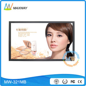 Full HD 1080P 32 Inch LCD Monitor with LED Backlit (MW-321MB) pictures & photos