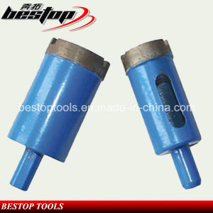 Crown Ring Wet Diamond Core Drill Bits for Marble Stone pictures & photos