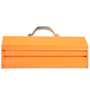 "17""in Tool Flat Top Hand Carry Tool Box pictures & photos"