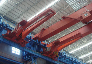 Bxd Type Wall Line Double Girder Crane Arm pictures & photos