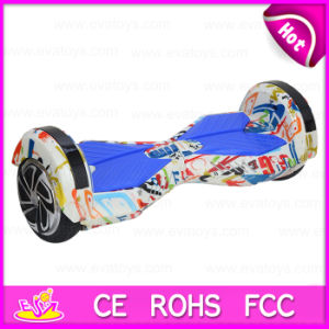 Top Selling Cheap Price 6.5inch 2 Wheel Mini Electric Skateboard Intelligent Hoverboad G17A124h pictures & photos