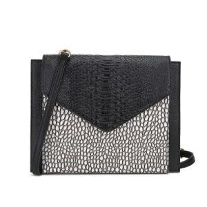 PU Leopard Ladies Handbag K-1040