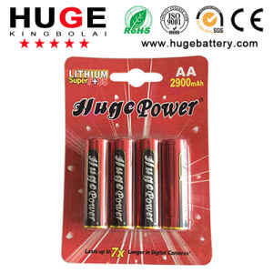 Lithium Iron Battery 1.5V Battery Fr6, Fr03 pictures & photos