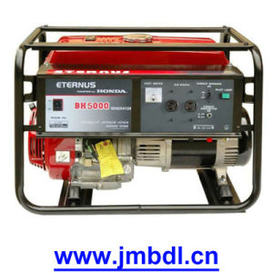 Touring Car 2kw-5kw Silent Electric Start Gasoline Generator (BH5000) pictures & photos