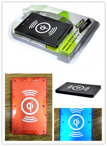 Qi-Enabled Wireless Charger for iPhone 5s, Wireless Charger Manufacturing for Samsung Galaxy S6 pictures & photos
