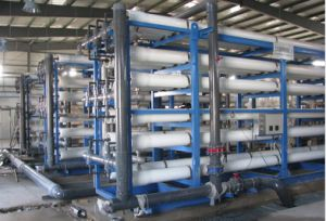 FRP Pressure Vessel 4′′ 8′′ High Flow Filter for Industrial RO Water System pictures & photos