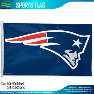 NFL Sports Fans Custom Team Match Events Flags (J-NF01F09036) pictures & photos