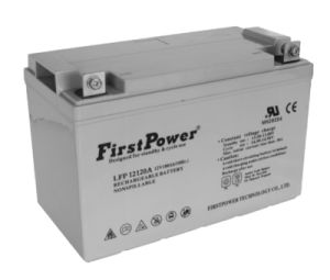 Telecom Systems Battery (LFP12120A) pictures & photos