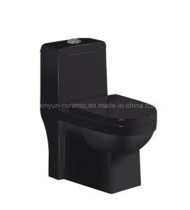 Bathroom Toilet Ceramic Color Water Closet (A-051) pictures & photos