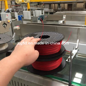 High Quality 3D Pinter Filament Extruding Machine pictures & photos