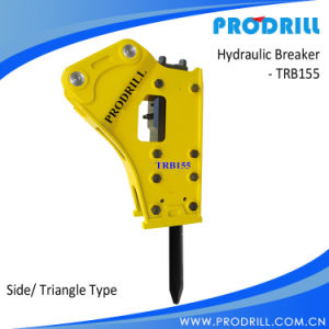 Excavator Breaker From Prodrill with Side, Top, Silenced Type pictures & photos