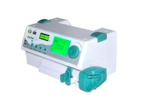 CE Approved Syringe Pump with Voice Alarm and Drug Store (SP-50B) -Fanny pictures & photos