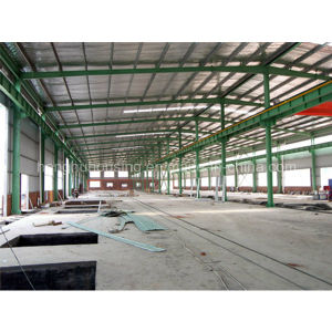 Small Comfortable Fantastic Green Warehouse Price pictures & photos