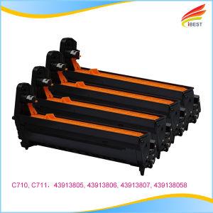 Premium Quality Printer Compatible Drum Cartridge for Oki C710 C711 Drum Unit pictures & photos