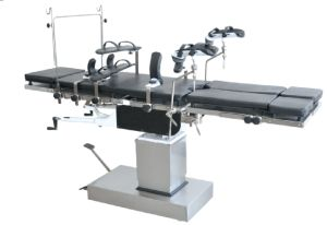 Manual Side-Manipulating Operation Table for Surgery Jyk-B7301A pictures & photos