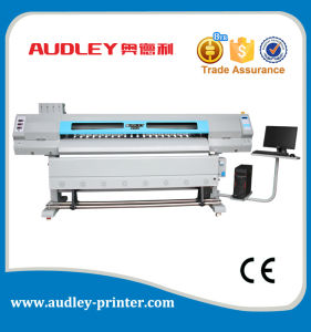 Audley S8000 Double Dx5113 Head Hot Sale Eco Solvent Ink Printer with CE pictures & photos