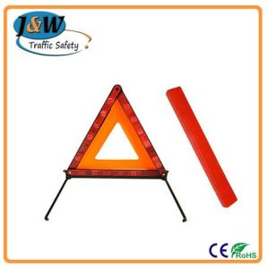 LED Warning Triangle, Flashing Light Warning Triangle pictures & photos