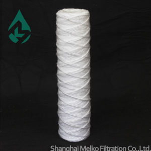 Replaceable String Wound Filtering Cartridges/PP Yarn String Wound Filter pictures & photos