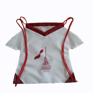 Hot Sale Fashion Promotional Canvas Travel Sport Drawstring Bag for Gift pictures & photos