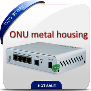 CATV Metal Housing Optic Network Unit Gepon ONU Olt pictures & photos