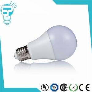 Free Sample Cheap Price High Lumen 400lm E27/B22 A60 5W LED Bulb pictures & photos