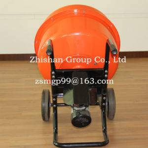 Cm155s (CM50S-CM350S) Portable Electric Gasoline Diesel Concrete Mixer pictures & photos