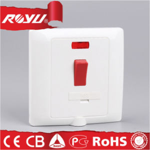 13A Fuse Protection Switch for Middle East Market pictures & photos