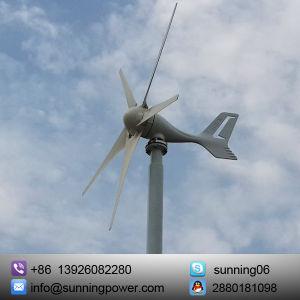Sunning Alternative Energy Generator Home Wind Turbine pictures & photos